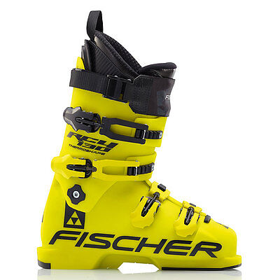 Scarponi sci Skiboot Race FISCHER RC4 130 THERMOSHAPE season 2015/2016