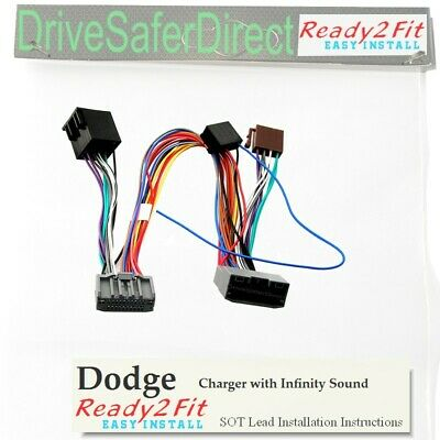 ISO-SOT-938-h Lead,cable,adaptor for iO Play Ford Fiesta 14 and 12 pin