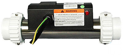 """LX H30-R1 Heater 2"""" inch Connection Whirlpool 3Kw Chinese Spa Serve Hot Tub"""