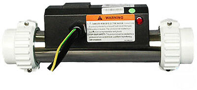 """LX H30-R1 Heater2"""" Connection Whirlpool 3Kw Chinese Spa Serve Hot Tub Monalisa"""