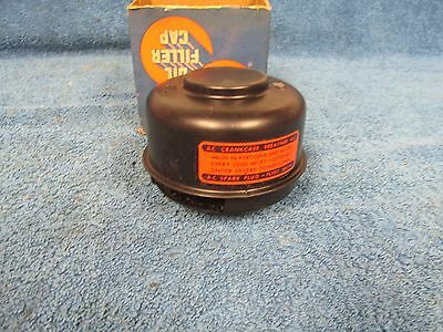 1940's 50's CHEVY FORD DODGE PLYMOUTH CADILLAC OIL BREATHER CAP NOS AC 1115