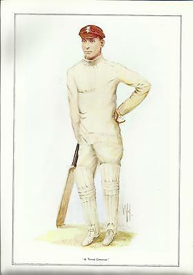 Vanity Fair CRICKET print - J. B. HOBBS