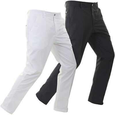 Puma Golf Mens Lux Weather Pant Water Resistant Trousers Tailored Fit Style