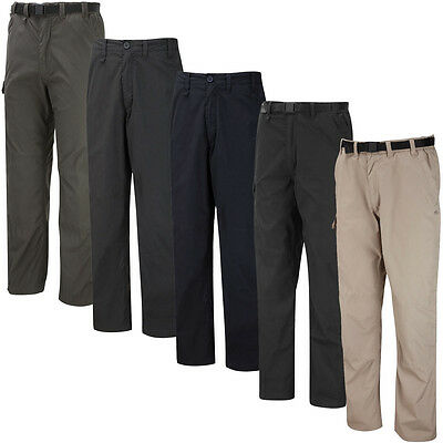 Craghoppers 2015 Mens Classic Kiwi Outdoor Walking Hiking Trousers
