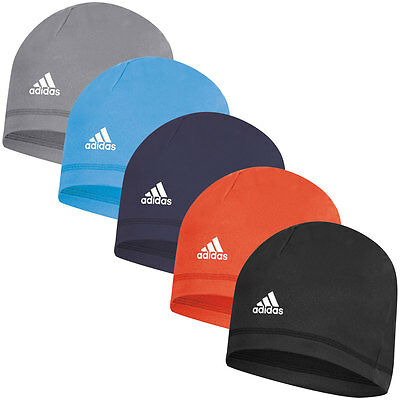 Adidas Golf 2017 Mens Microfleece Crest Beanie Wooly Winter Hat