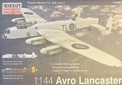MINICRAFT 14689 Avro Lancaster in 1:144