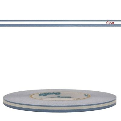 Lund 1986130 Metallic Light Blue / Clear 5/16 Inch Boat Pinstripe Tape