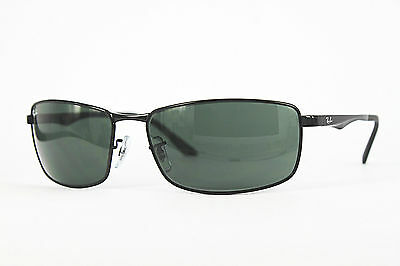 Ray Ban Sonnenbrille/Sunglasses RB3498 002/71 64[]17       inkl.Etui #*