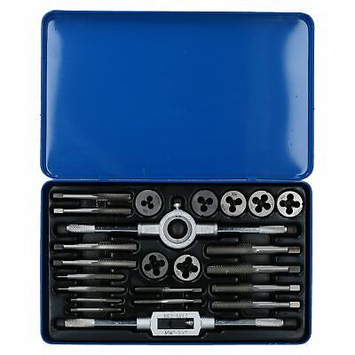 Whitworth Tap and Die Set BSW British Standard 23pc Rethreading Thread Repair