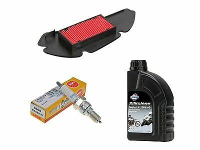 Honda CBR125R CBR125 R 2004 - 2013 Service Kit Oil, Air Filter & NGK Spark Plug