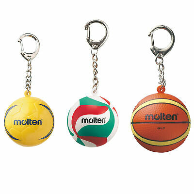 Molten Schlüsselanhänger Key Holder Basketball, Handball, Volleyball
