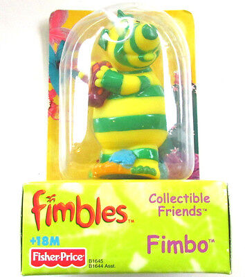 Fisher Price Fimbles Collectible Friend - Fimbo - 18mths+ New