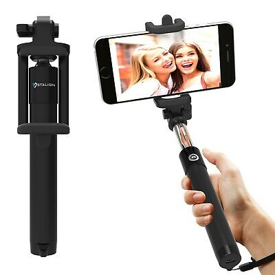 Stalion® Selfy Handheld Extendable Bluetooth Remote Shutter Monopod Selfie Stick