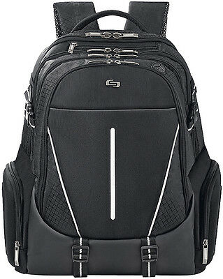 SOLO Active Laptop Backpack ACV700 - Black
