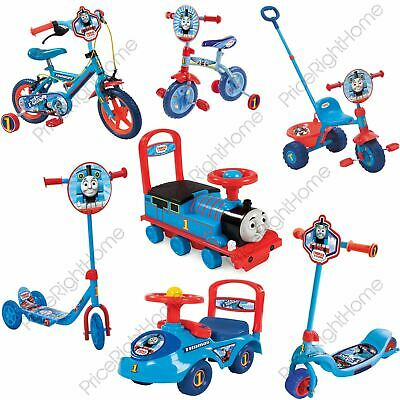 Thomas The Tank Engine Outdoor Range My First Ride On, Trike, Scooters & Bike