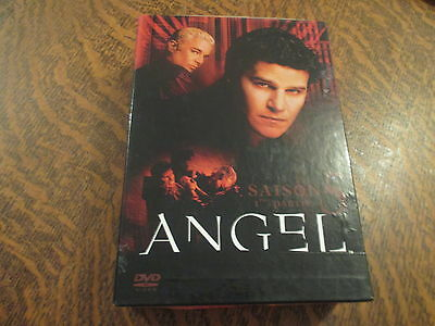 coffret 3 dvd angel saison 5 1ere partie episodes 1 a 11