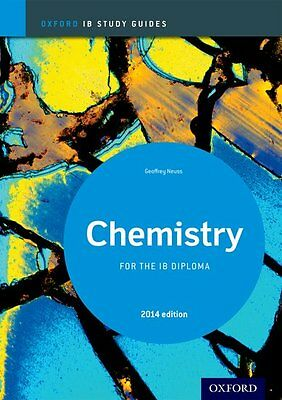Chemistry Study Guide Oxford IB Diploma Programme; Students Book, Paperback