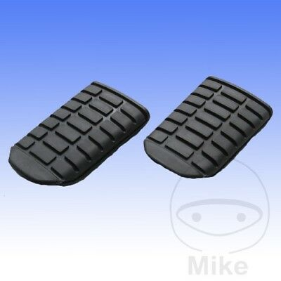 For Honda GL 1800 A Goldwing 2002 Tourmax Footrest / Footpeg Rubbers (Pair)