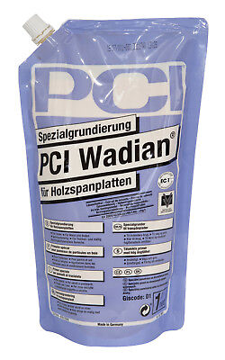 PCI Wadian 1 L Special primer for Wood Chipboard Water Vapor brakes lz