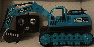 Large Construction Engineering Radio Remote Controlled Machine Digger Truck 1:16