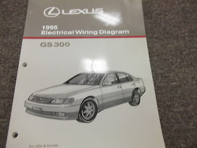 2004 lexus gs430 gs300 electrical wiring diagram service shop repair rh picclick com 1995 lexus es300 owners manual pdf 1995 lexus es300 repair manual haynes