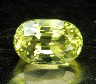 CHRYSOBERYLL        tolle Farbe      1,13 ct