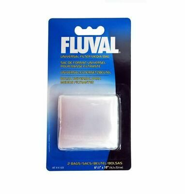 Fluval 2 Universal Nylon External Filter Media Bags Fish Tank Aquarium