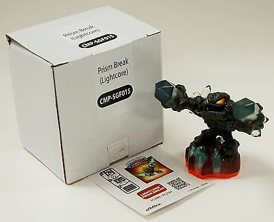 Skylanders Giants PRISM BREAK Lightcore Figure NEW in Box Wii-U PS3 3DS prizm