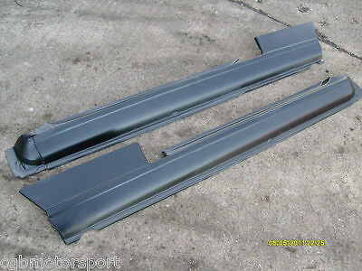 Renault 5 Gt Turbo Complete Replacement Full Sill Body Panel Left + Right Pair