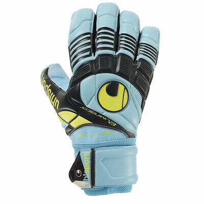 Uhlsport Eliminator Absolutgrip Hn Torwarthandschuhe blau