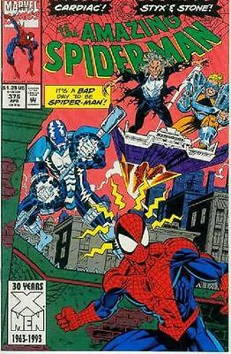 Amazing Spiderman # 376 (USA,1993)