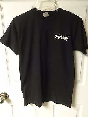 New Jack Johnson 2008 Sleep Through The Static North America Tour T-Shirt Men S