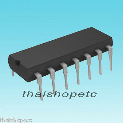 30pcs SN74HC393N Dual 4-Bit Binary Counter DIP-14 DIP