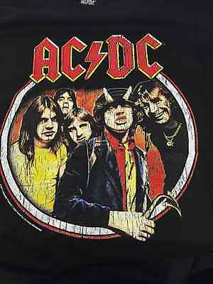 Music Tee AC/DC - ACDC HIGHWAY TO HELL