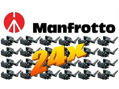 Manfrotto 035 Super-Clamp Set *24 Stück*