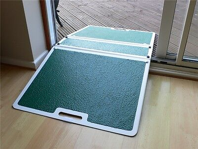 Jetmarine Wide Folding Two Sided Threshold Ramp - Long