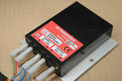 STILL DC CONVERTER TRANSFORMER  8402366 I supp 28-110V out24V/13A DEMKE 153-24
