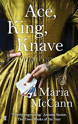 MARIA McCANN ___ ACE, KING, KNAVE ___ BRAND NEW ___ FREEPOST UK