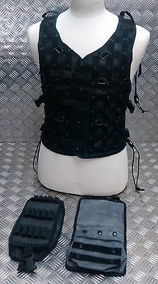 Genuine British Military / Police Issue  MCT Tactical Assualt Vest /  SAS SBS