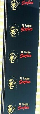 Scarface feat Al Pacino 35mm Film Cells