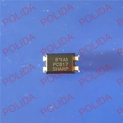 50Pcs Optocoupler Sharp Dip-4 Pc817B Pc817