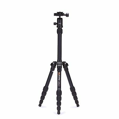 MeFoto Backpacker Aluminum Black Tripod Kit with Ball Head -> Free US Ship