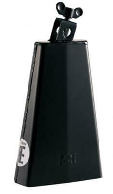 "Meinl HCO2BK Headliner Series 8"" Black Drumming Percussion Cowbell"