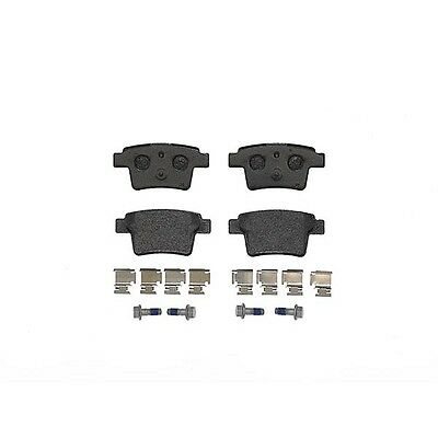 Brembo P24063 Pad Set Rear Brake Pads Bosch System Ford Mondeo Jaguar X-Type