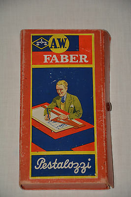 "Faber Pestalozzi Set 7687 Pencil ""7680"" Stifte"