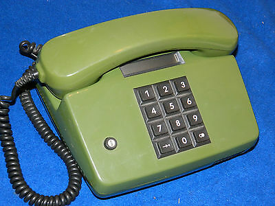 ANCIEN vintage TELEPHONE old phone ALT TELEFON fetap 881-2 Bundespost GERMANY