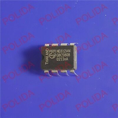 10Pcs Ic Dip-8 Ne612An Ne612A