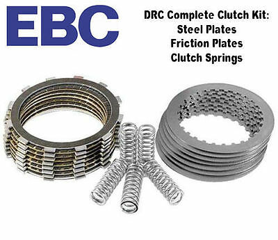 KTM  EXC 530 - (9 Friction Plate Type) 09-11 EBC Complete Clutch Kit DRC252