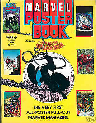 Marvel Poster Book # 1 feat. Amazing Spiderman (USA)