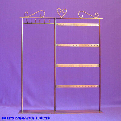 LARGE Vintage Style Necklace Earring Organiser Display Stand | AUSSIE Seller